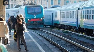 Treni, la Genova-Savona-Ventimiglia  tra le dieci peggiori linee d'Italia