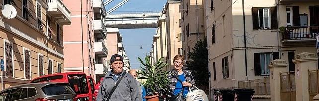 Crollo ponte Morandi, indennizzi per il rumore alle famiglie della zona arancione