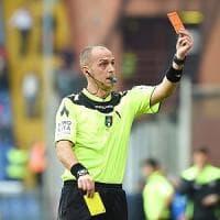 Per Samp-Parma l'arbitro del Var con la Lazio