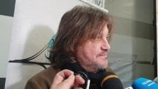 Cristiano De Andrè testimonial 'Vado a Genova'