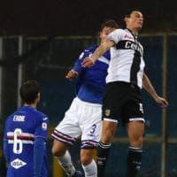 Sampdoria-Parma, il fotoracconto