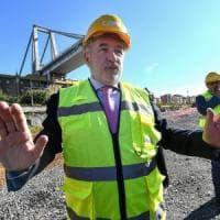 La ricostruzione si avvicina a Renzo Piano e Fincantieri