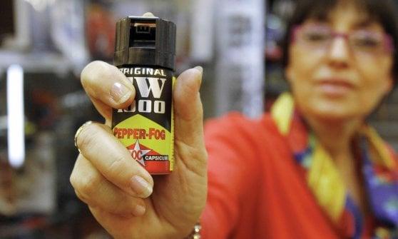 Il Comune pensa a un Capodanno senza spray al peperoncino
