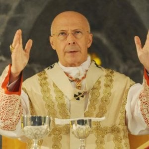 """Il cardinale Bagnasco. """"Genova ha mostrato il suo vero cuore"""""""