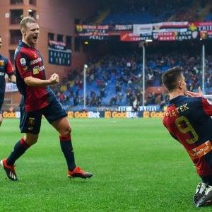Genoa; petizione per attribuire il gol a Piatek contro l'Atalanta