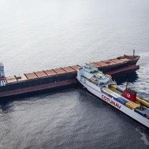 Collisione tra navi tra Genova e la Corsica, per esperti fu errore umano