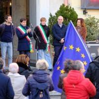 In piazza per dire sì allo sviluppo e alle grandi opere