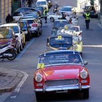 Genova, in Albaro la sfilata delle auto storiche