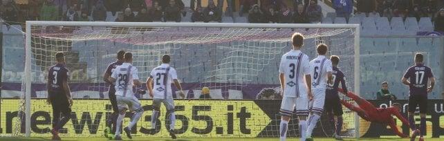 Fiorentina-Sampdoria, botta e risposta di reti, finisce 3-3  la cronaca     Foto