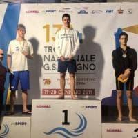 Nuoto, abbattuti oltre venti record del Trofeo Aragno
