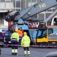 Incidente sul lavoro all'Ansaldo Energia di Genova, l'operaio morto era