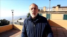 Finalmente arriva la neve in Liguria    di FRANCESCO LA SPINA