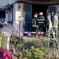 Esplosione ad Albisola, ustionato un anziano