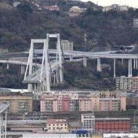 Le rampe del Morandi sotto i riflettori dopo la tragedia
