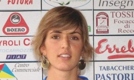 Debora Basso, tre gol in otto minuti in serie C con lo Spezia