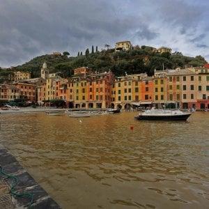 Dopo la mareggiata crollo del turismo, è allarme nel Tigullio
