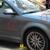 Spari contro l'auto di un commerciante di Albisola Superiore