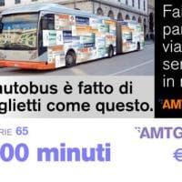Bus, la campagna di Ant contro chi viaggia a scrocco