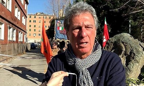 Ivano Bosco dalla Camera del lavoro alla Cgil di Reggio Emilia
