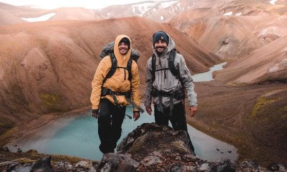 Riflettori in tv su due giovani esploratori genovesi