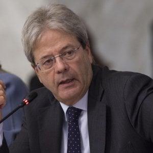"""Paolo Gentiloni a Genova per presentare """"La sfida impopulista"""""""