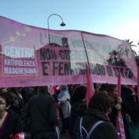 Otto marzo, 1.500 donne in piazza a Genova