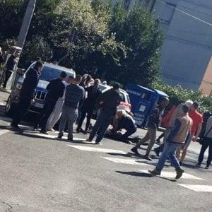 La Spezia, sparatoria in piazza: ucciso un uomo, fermato un militare
