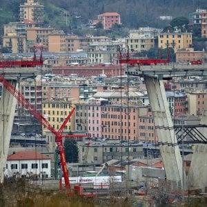 Ponte Morandi, addio all'esplosivo