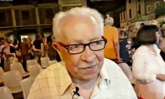 Morto alla Spezia il senatore comunista e ex sindaco Aldo Giacché