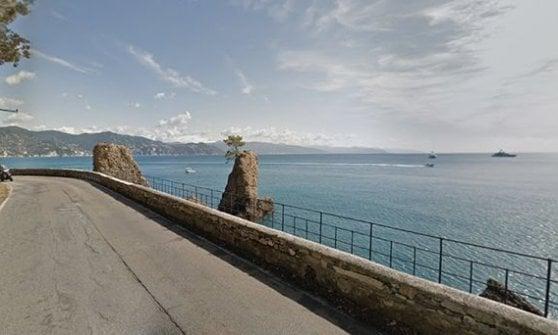 Il 6 aprile riapre la strada per Portofino