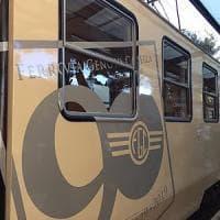 Ferrovia di  Casella 90 anni, per il trenino un nuovo look
