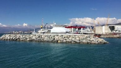 Nautica, i lavori per Genova megayacht hub  Video    di FABRIZIO CERIGNALE
