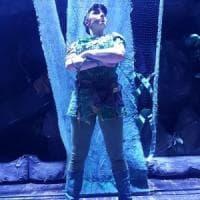 Peter Pan nel musical è femmina