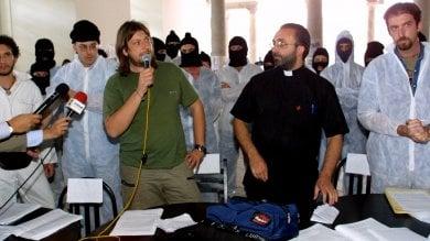 Casarini dalle Tute Bianche del G8 del 2001 alla missione sulla Mare Jonio  FOTO