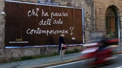 Riapre Villa Croce, ma continua la provocazione degli artisti
