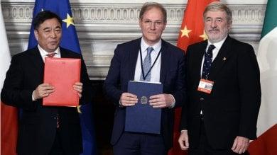 Via della Seta, nell'accordo con i cinesi  la diga portuale e il ribaltamento a mare