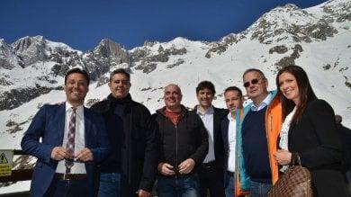 Gemellaggio  Courmayeur-Portofino  per lanciare la stagione turistica ligure