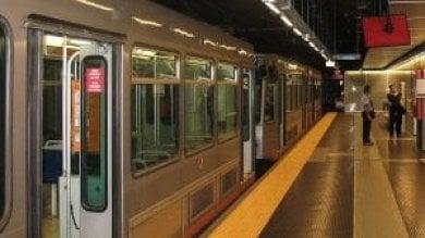 Metro, evacuata la stazione di De Ferrari
