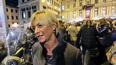 """Roberta Pinotti: """"Genova ha riscoperto l'orgoglio ma ora ha bisogno di collegarsi  al mondo"""""""