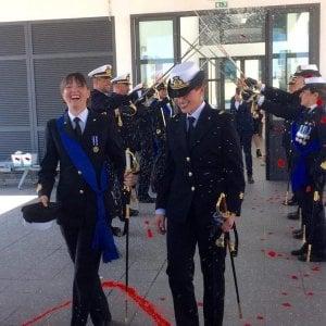 La Spezia, prima unione civile tra due donne militari della Marina
