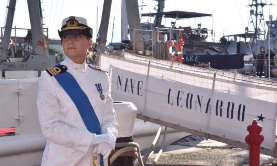 Spezia, prima unione civile tra due donne militari della Marina