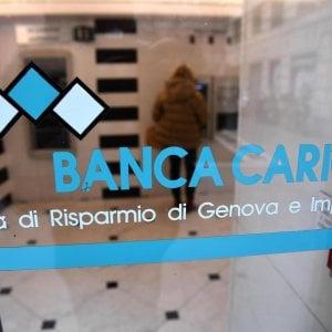 """Carige, """"Blackrock non acquista direttamente una banca"""""""