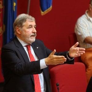 """Pressing sul sindaco per il 25 Aprile, interrogazione sull'omaggio a Salò, Crivello: """"Bucci perchè non ti dichiari antifascista?"""""""