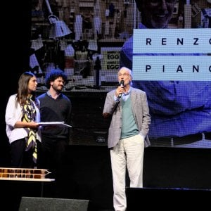 """Renzo Piano: """"La mia scuola, luogo di dialogo e di libertà"""""""