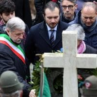 Benedicta, la commemorazione dell'eccidio nazi-fascista