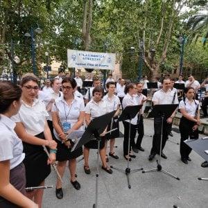 Filarmonica, non solo musica, da Sestri a Cornigliano