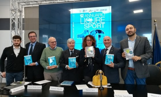 Sport per tutti, la Liguria seconda in Italia