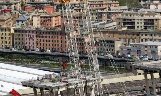 Nuovo Ponte, partita ufficialmente la ricostruzione