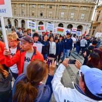 Equipaggi da tutto il mondo a De Ferrari per l'inaugurazione delle World series di vela