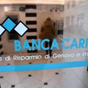 Carige: il Fondo interbancario tratta con Blackrock
